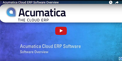 Acumatica Overview